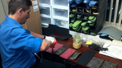 Custom Orthotics must be comfortable and effective to fix Runners Knee
