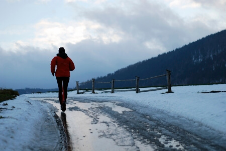 Winter Runnning