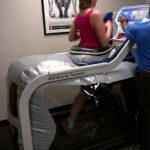 Eliminate pain, rehab faster while you run on the AlterG