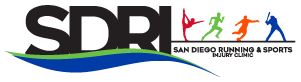 San Diego Running & Sports Injury Clinic Logo