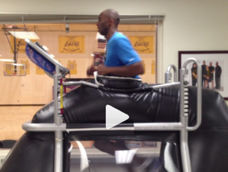 Anti Gravity Treadmill for foot pain